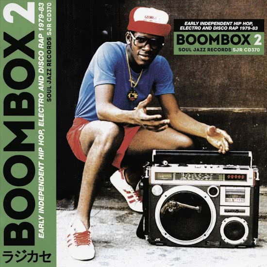 Boombox 2: Early Independent Hip-Hop