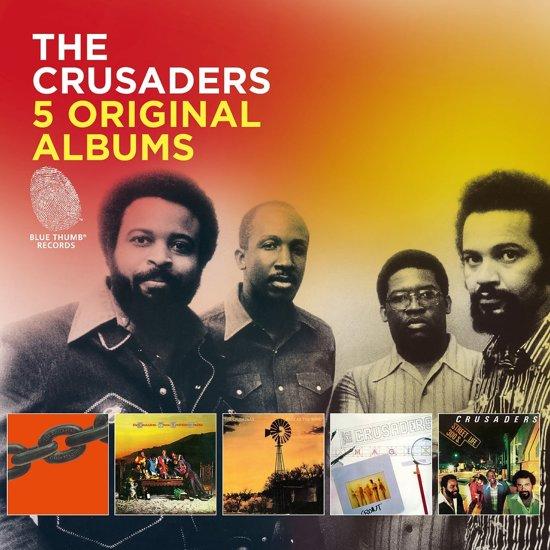 The Crusaders – 5 Original Albums