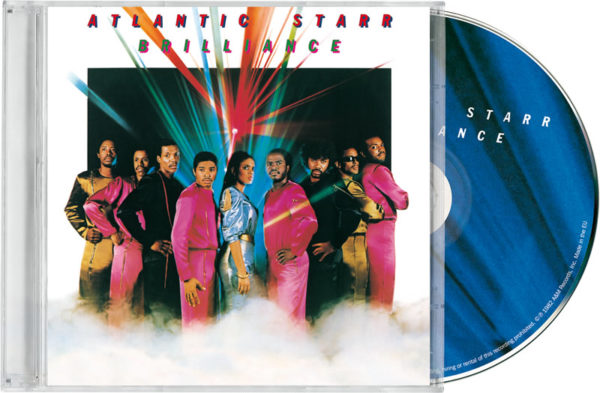 Atlantic Starr – Brilliance (PTG CD)