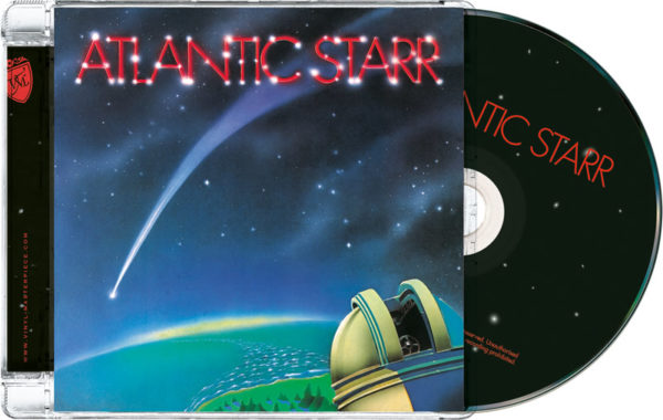 Atlantic Starr – Atlantic Starr (PTG CD)