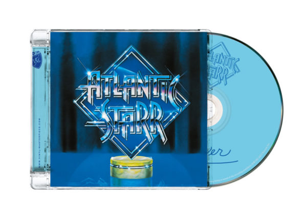 Atlantic Starr – Yours Forever (PTG CD)