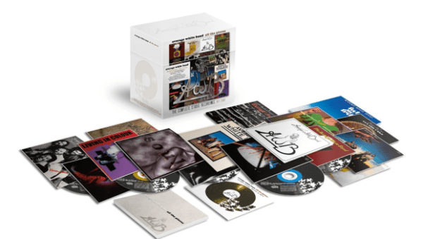 The Average White Band – All The Pieces 19CD Box