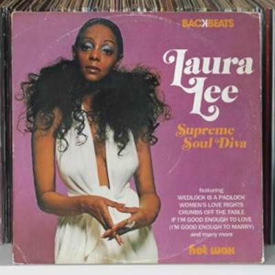 Laura Lee – Artists Series Backbeats