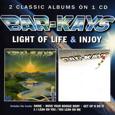 Bar-Kays – Light of life – Injoy