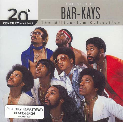 Bar-Kays – The Best of / The Millennium Collection (CD)