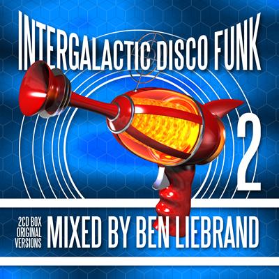 Ben Liebrand – Intergalactic Disco Funk vol. 2 (2CD)