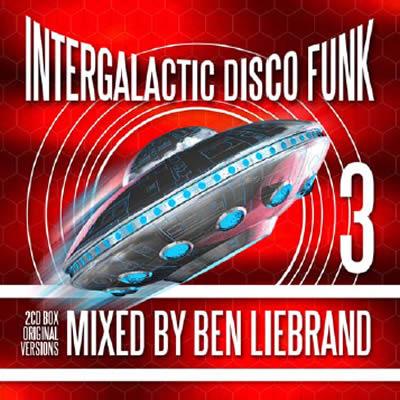 Ben Liebrand – Intergalactic Disco Funk vol. 3 (2CD)