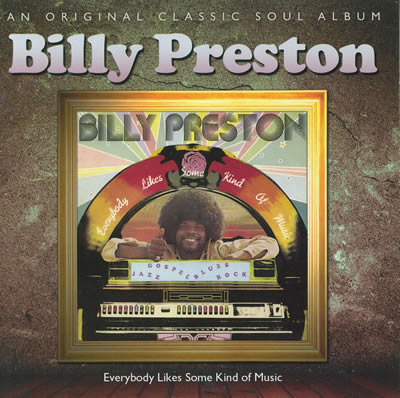 Billy Preston – Everybody Likes Some Kind Of Music