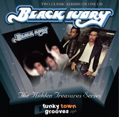Black Ivory Black Ivory 1976 Hangin Heavy 1979 Cd