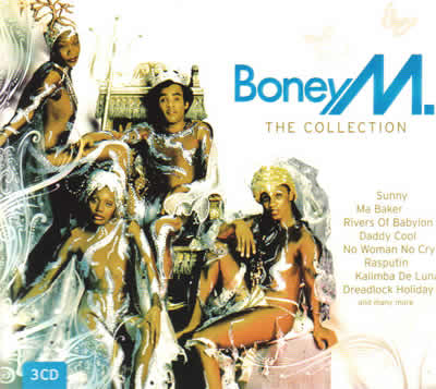 Boney M – The Collection (3CD)