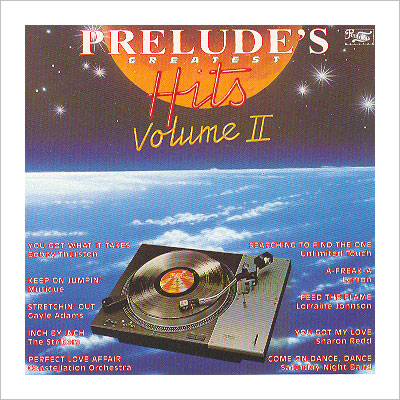 Prelude's Greatest Hits Vol. 2 (CD)