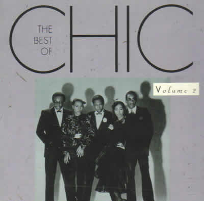 Chic – The best of Volume 2 (CD)