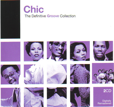 Chic – The definitive groove collection (2-CD)