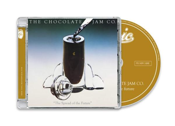 Chocolate Jam co. – Spread Of The Future