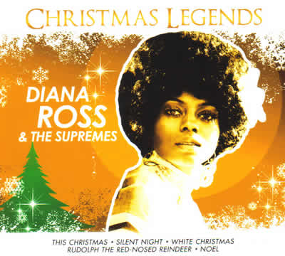 Christmas Legends – Diana Ross & The Supremes
