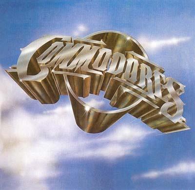 Commodores – Commodores (CD)