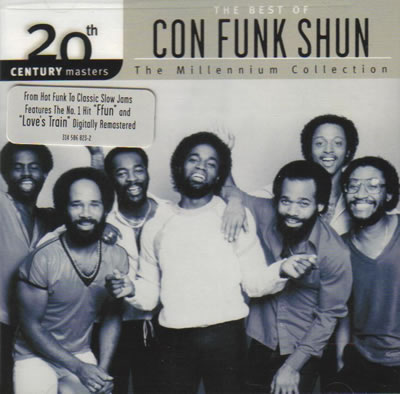 Con Funk Shun – Best of (The Millennium Coll.) (CD)