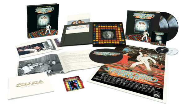 OST-Saturday Night Fever / 40th anniversary -Super Deluxe Edition box set-