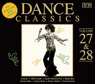 Dance Classics vol. 27 & 28 (2CD) – NT LVRBR – 9/3/15 CARO