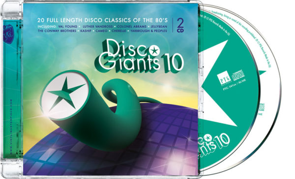 Disco Giants Volume 10 (PTG 2CD)