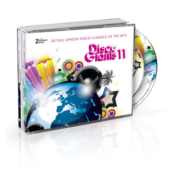 Disco Giants Volume 11 (PTG 2CD)
