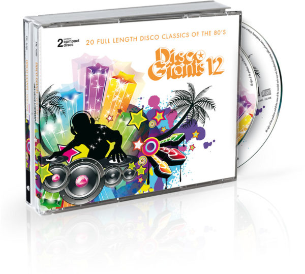 Disco Giants Volume 12 (PTG 2CD)