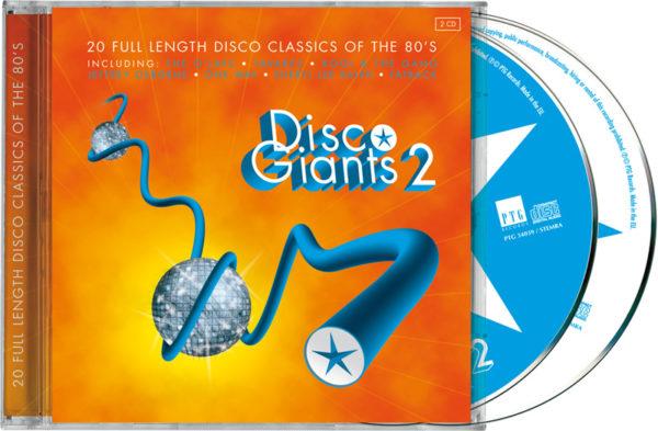 Disco Giants Volume 02 (PTG 2CD)