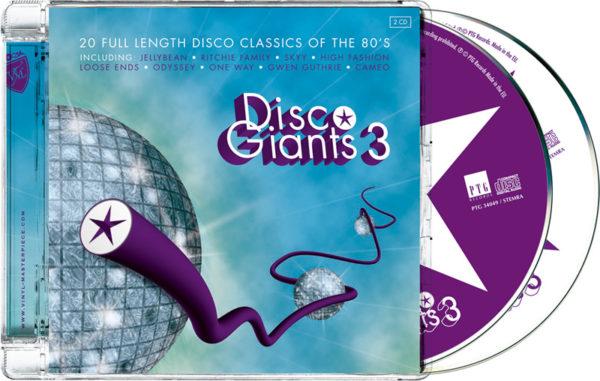 Disco Giants Volume 03 (PTG 2CD)