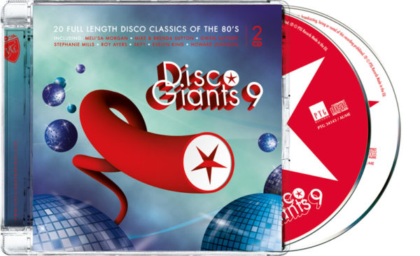 Disco Giants Volume 09 (PTG 2CD)