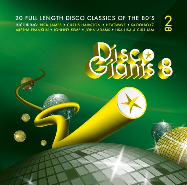 Disco Giants Volume 08 (PTG 2CD)
