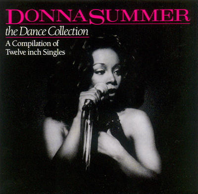 Donna Summer – The Dance Collection (CD)