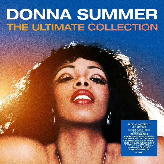Donna Summer – The Ultimate Collection LP Vinyl
