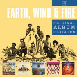 Earth Wind & Fire – Original Album Classics 2 (5CD)