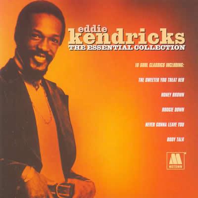Eddie Kendricks – The Essential Collection (CD)