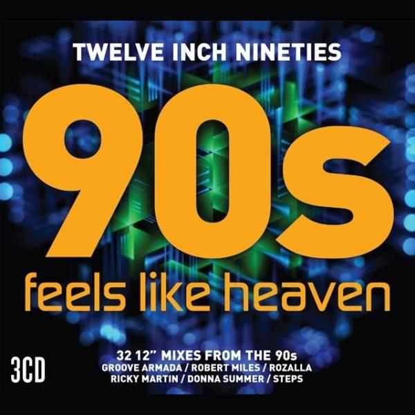 TWELVE INCH NINETIES: 90s FEELS LIKE HEAVEN