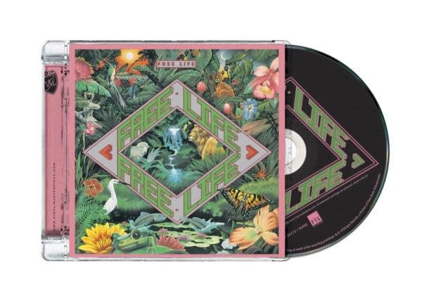 Free Life – Free Life (PTG CD)
