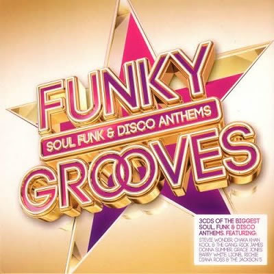 Funky Grooves – Soul Funk & Disco Anthems (3CD)