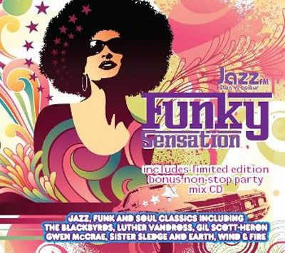 Funky Sensation 01 – Jazz Funk and Soul Classics