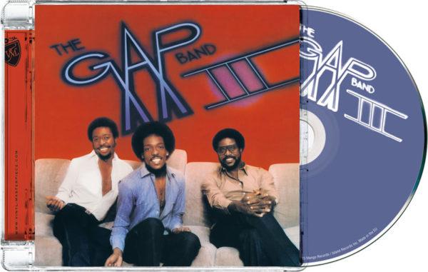 Gap Band – 3 (PTG CD)