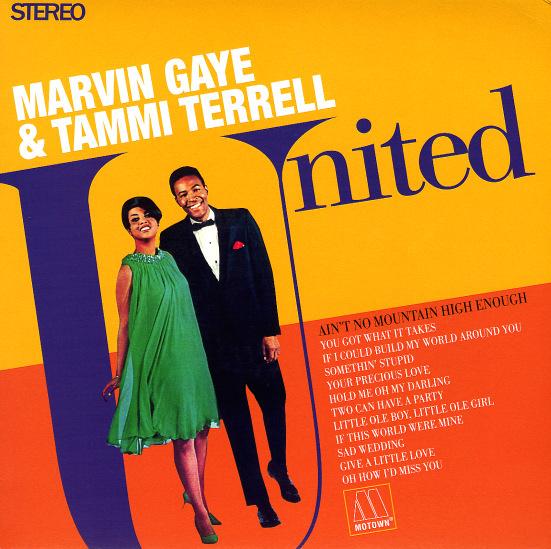Marvin Gaye & Tammi Terrell ÔÇô United LP