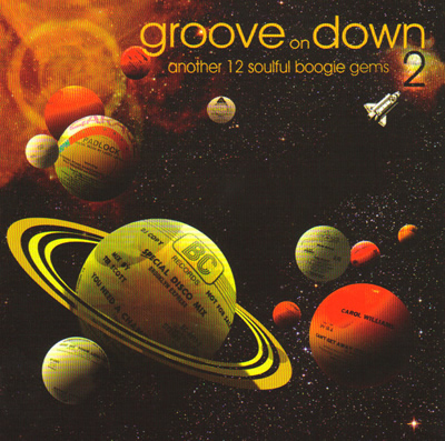 Groove On Down – Volume 2 (CD)
