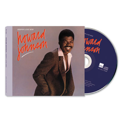 Howard Johnson – Keepin' Love new (PTG CD)