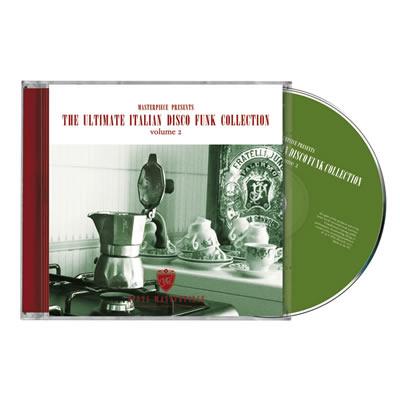 Italian Disco Funk Collection vol. II (PTG CD)