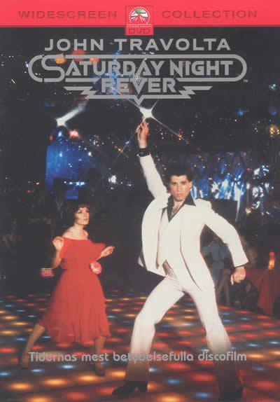 John Travolta – Saturday Night Fever (DVD)*