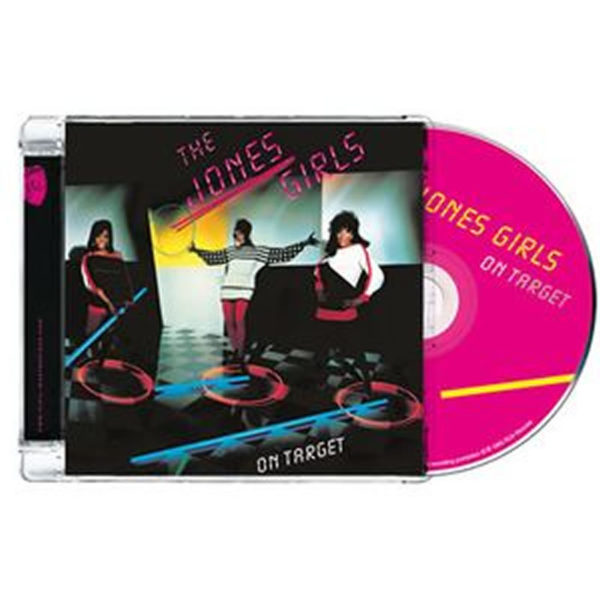 Jones Girls – On Target (PTG CD)