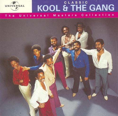 Kool & The Gang – The Universal Masters Collection (CD)