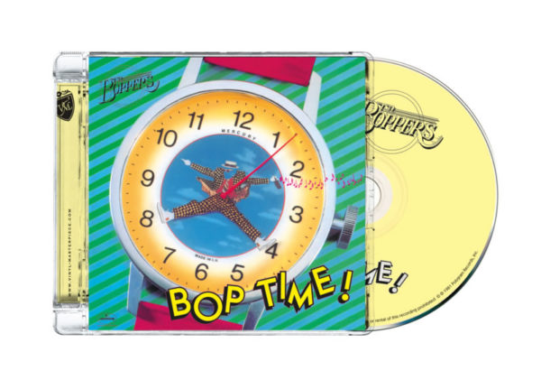 L.A. Boppers – Bop Time (PTG CD)