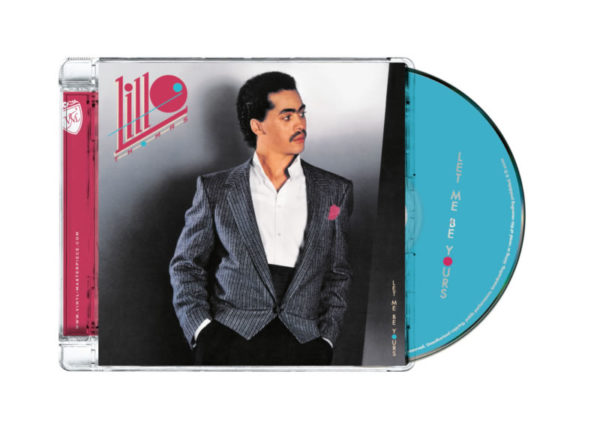 Lillo Thomas – Let Me Be Yours (PTG CD)