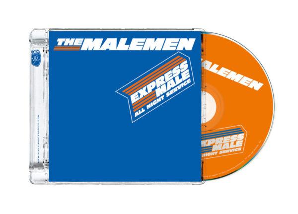 Malemen – Express Male (PTG CD)