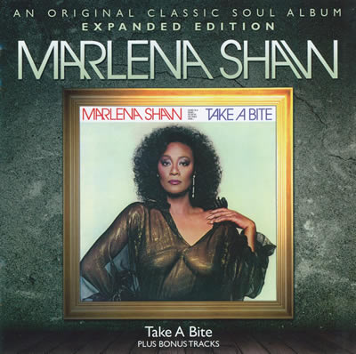 Marlena Shaw – Take A Bite (Expanded Edition) (CD)